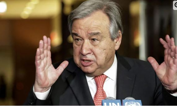 Secretary General of the United Nations