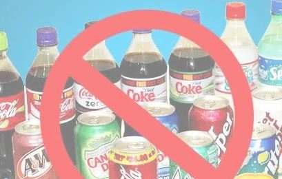 ban on cold drinks