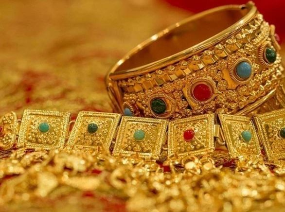 gold prices high