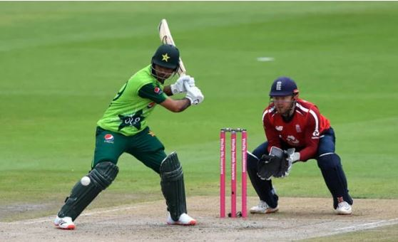 pakistan and england second t20
