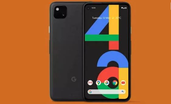 pixel 4a new mobile of google