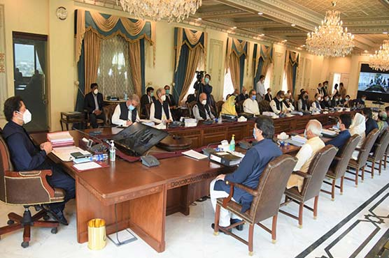 cabinet committe meeting