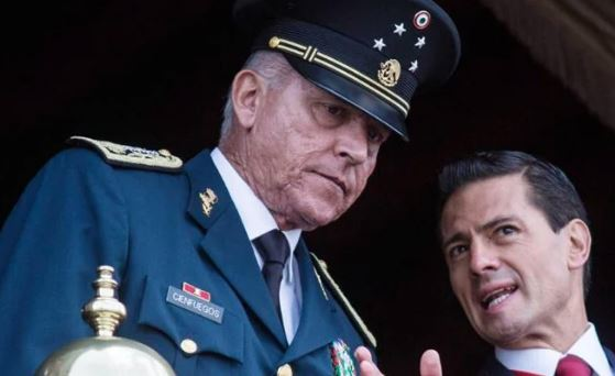 Former Mexican Defense Minister