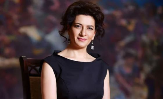 Wife of the Armenian Prime Minister