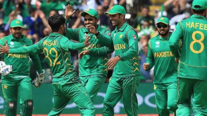 CRICKET TEAM PAK