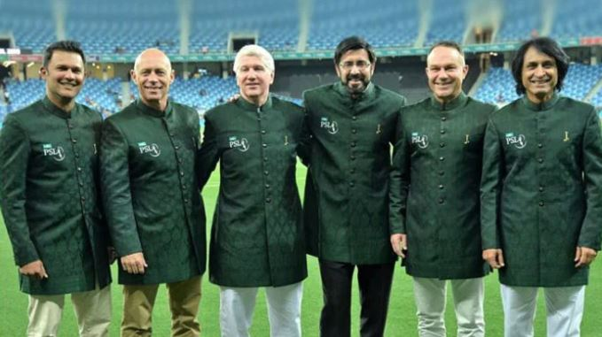 commentratotrs of psl