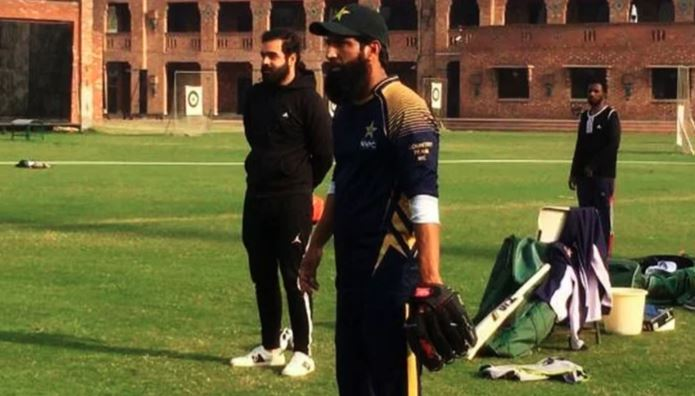 muhammad yousaf in national high performs