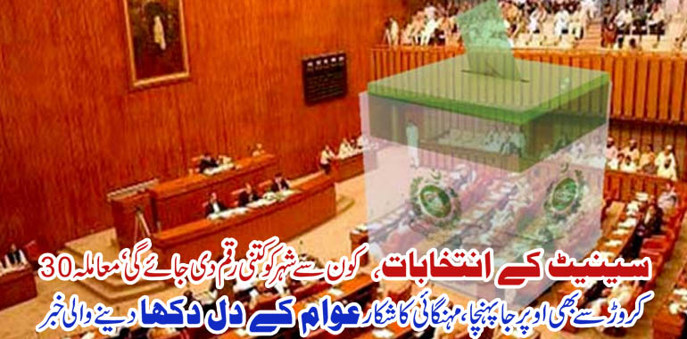 senat election pakistan