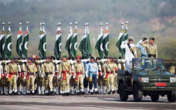 Ceremony continues in Islamabad on the occasion of Pakistan Day