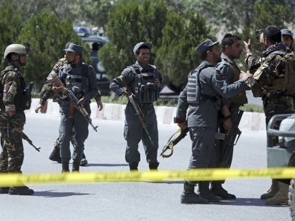 attack of taliban in afghanistan