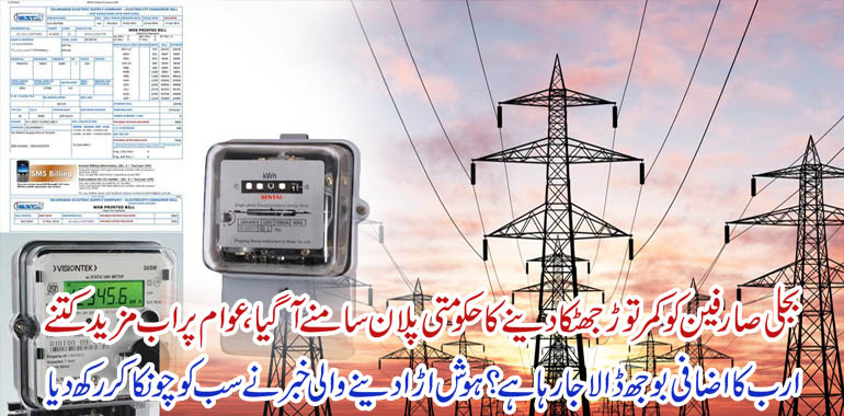 electricity bill price in pakistan