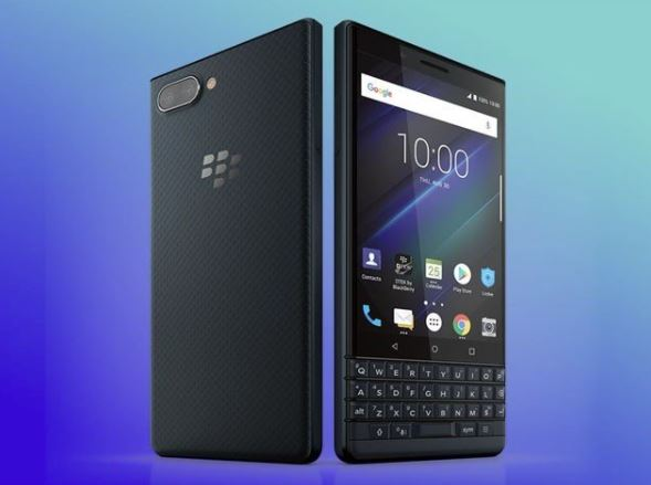 black berry mobile