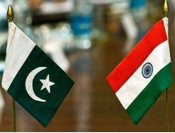 flags of india,pakistan