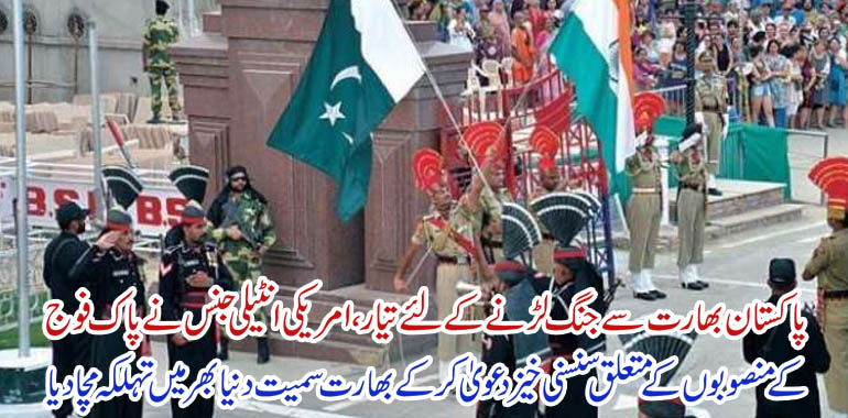 pakistan and india fight