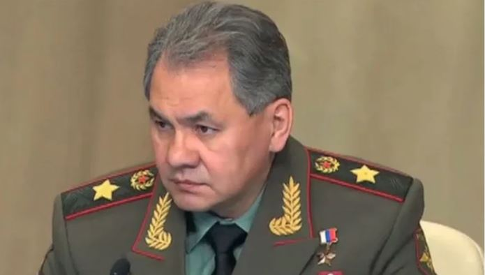 defence minister of russia
