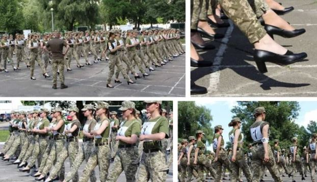 HILLS ARMY OF WOMEN