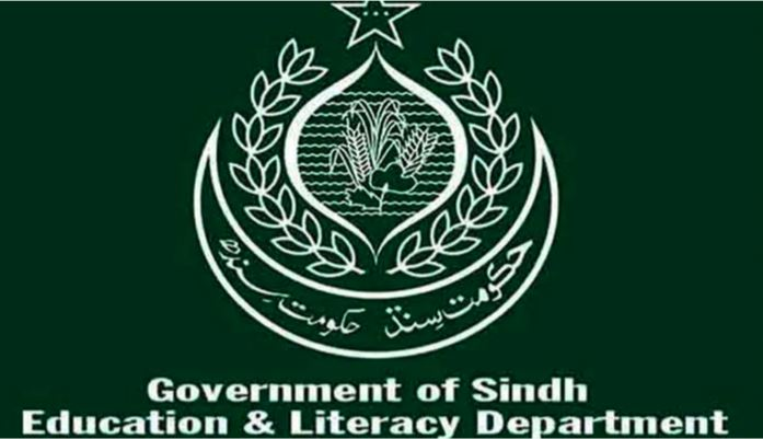 education dipartment sindh